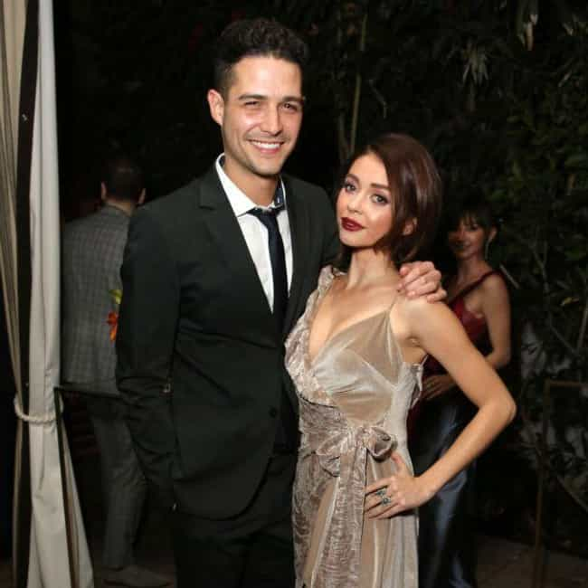 Wells Adams is listed (or ranked) 1 on the list Sarah Hyland Loves And Hookups