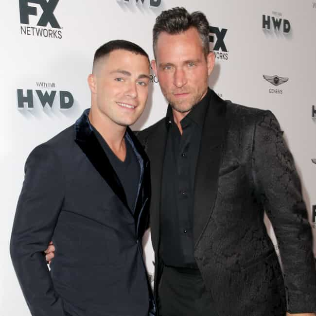 Jeff Leatham is listed (or ranked) 1 on the list Colton Haynes Loves and Hookups