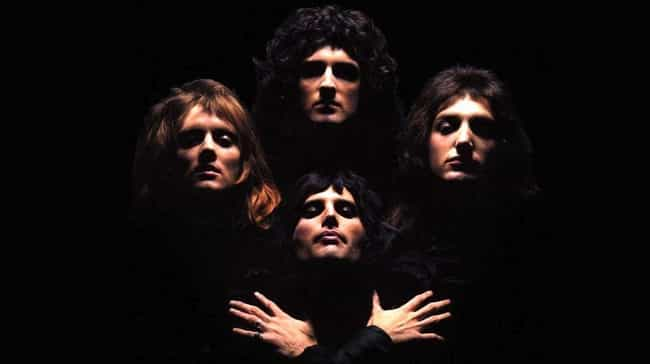 It's About a Murderer Pl... is listed (or ranked) 2 on the list The 13 Best Theories About Queen's 'Bohemian Rhapsody'