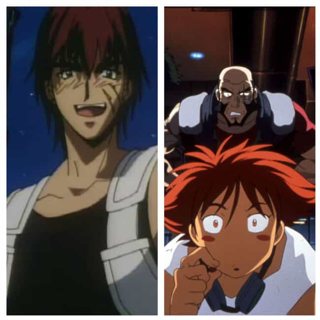 Gene Starwind Of 'Outlaw S... is listed (or ranked) 3 on the list Anime Characters Who Would Fit In Perfectly In Other Anime