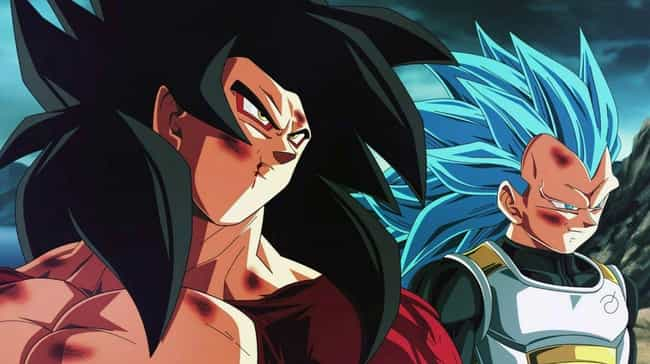 The Super Saiyan 4 Transformat... is listed (or ranked) 3 on the list 12 Things From Dragon Ball GT That Should Still Be Canon