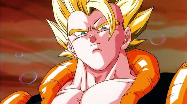 Gogeta is listed (or ranked) 1 on the list 12 Things From Dragon Ball GT That Should Still Be Canon