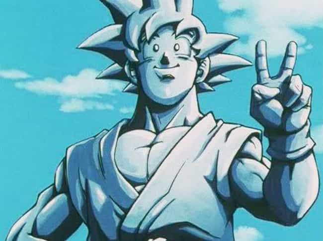 Goku Is Recognized As A ... is listed (or ranked) 4 on the list 12 Things From Dragon Ball GT That Should Still Be Canon