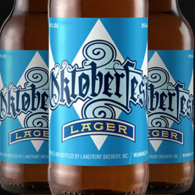 Oktoberfest Lager is listed (or ranked) 3 on the list The Best Milwaukee Beers, Ranked