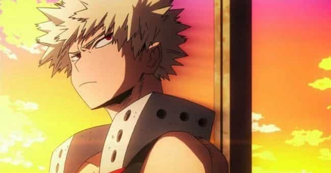 Katsuki Bakugo — 'My Hero ... is listed (or ranked) 2 on the list 15 Anime Characters Who Are Their Own Worst Enemy