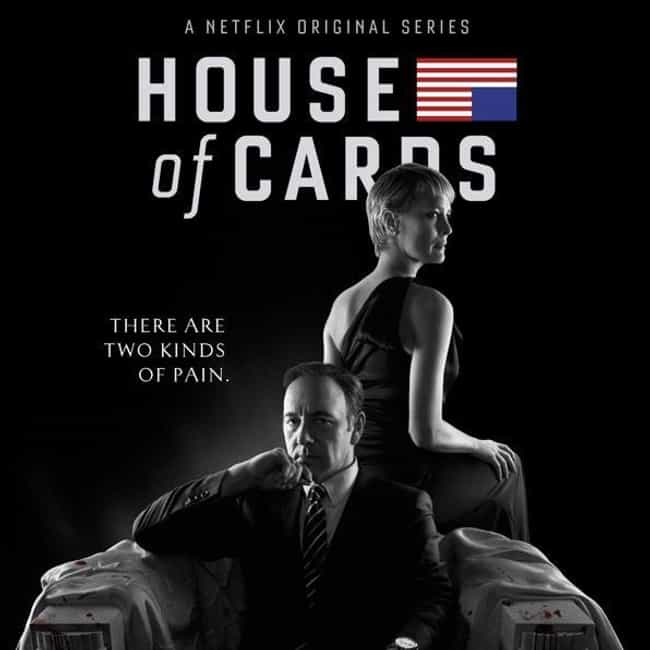 House of Cards - Season 2 is listed (or ranked) 4 on the list Ranking the Best Seasons of 'House of Cards'