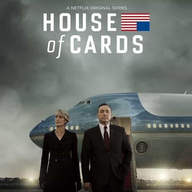 House of Cards - Season 3 is listed (or ranked) 2 on the list Ranking the Best Seasons of 'House of Cards'