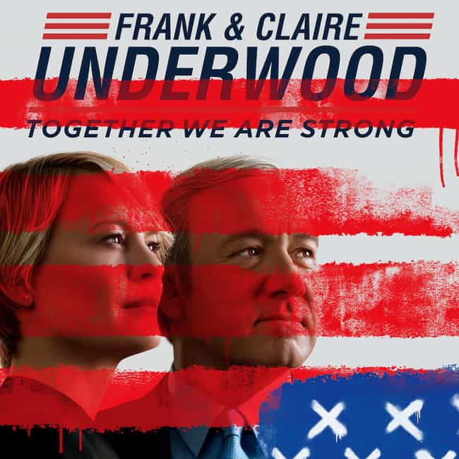 House of Cards - Season 5 is listed (or ranked) 3 on the list Ranking the Best Seasons of 'House of Cards'