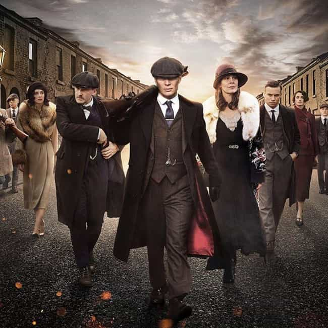 Peaky Blinders - Season 4 is listed (or ranked) 2 on the list Ranking the Best Seasons of 'Peaky Blinders'