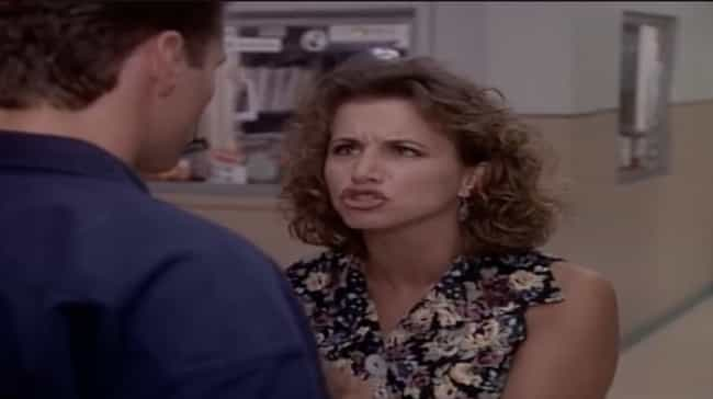 Andrea Accuses the School News... is listed (or ranked) 2 on the list 21 Moments That Prove Beverly Hills, 90210 Is Just As Relevant Today