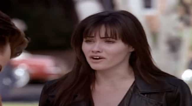 """Brenda's """"I Hate You Both"""" Mom... is listed (or ranked) 1 on the list 21 Moments That Prove Beverly Hills, 90210 Is Just As Relevant Today"""