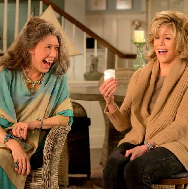 Grace and Frankie - Season 4 is listed (or ranked) 2 on the list Ranking the Best Seasons of 'Grace and Frankie'