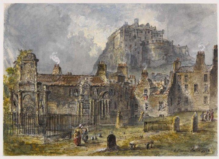 Random Things About Edinburgh's Bloody History