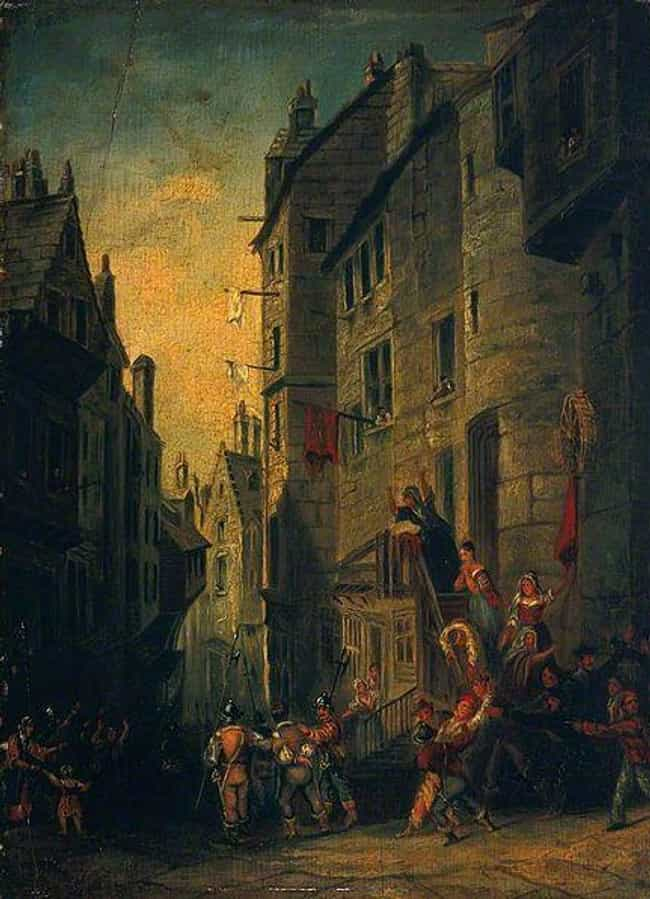 The Wizard Of West Bow H... is listed (or ranked) 4 on the list Edinburgh's Bloody History Makes It One Of The Most Allegedly Haunted Cities In The World