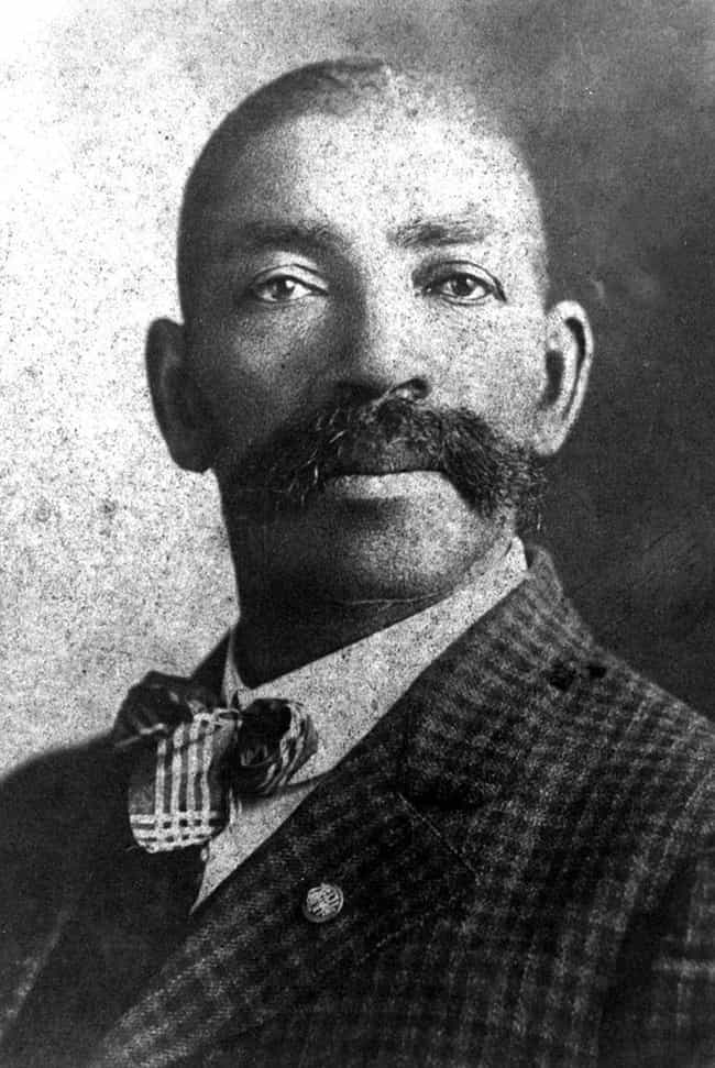 He Arrested His Own Son For Do... is listed (or ranked) 1 on the list The Lone Ranger Was Real And Most Likely A Black Man Named Bass Reeves
