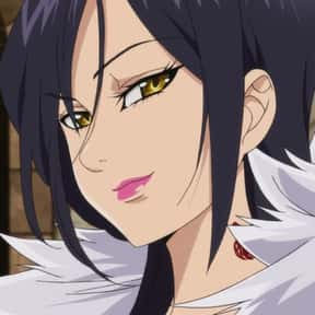 Lady Merlin is listed (or ranked) 2 on the list The Best Female Anime Characters With Short Hair