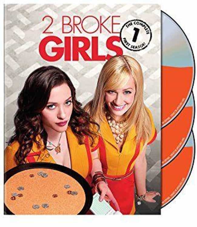 2 Broke Girls- Season 1 is listed (or ranked) 1 on the list The Best Seasons of 2 Broke Girls