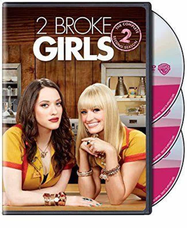 2 Broke Girls- Season 2 is listed (or ranked) 2 on the list The Best Seasons of 2 Broke Girls