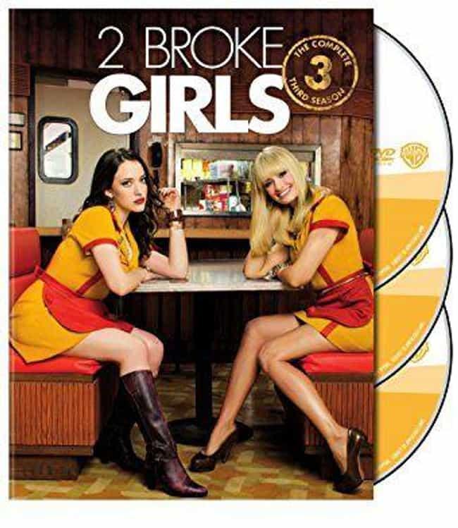 2 Broke Girls- Season 3 is listed (or ranked) 3 on the list The Best Seasons of 2 Broke Girls