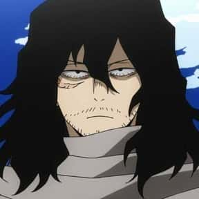 Aizawa is listed (or ranked) 22 on the list The Best Anime Characters With Black Hair