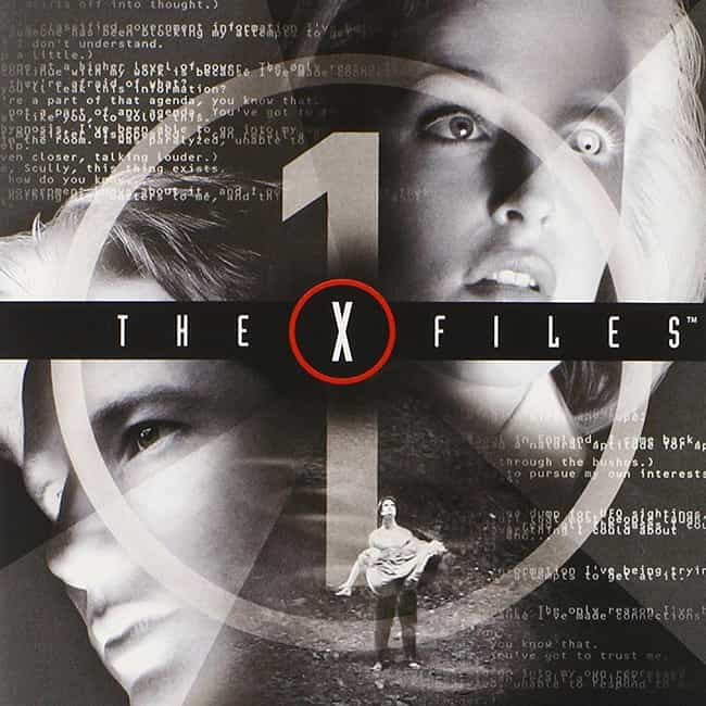 The X-Files - Season 1 is listed (or ranked) 3 on the list Ranking the Best Seasons of 'The X-Files'