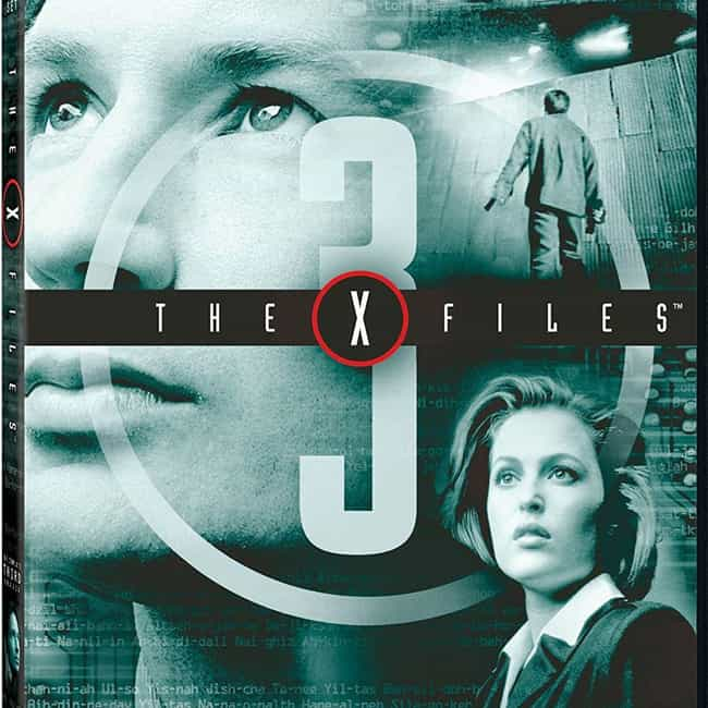 The X-Files - Season 3 is listed (or ranked) 1 on the list Ranking the Best Seasons of 'The X-Files'