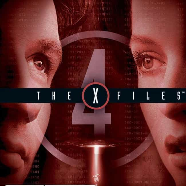The X-Files - Season 4 is listed (or ranked) 4 on the list Ranking the Best Seasons of 'The X-Files'