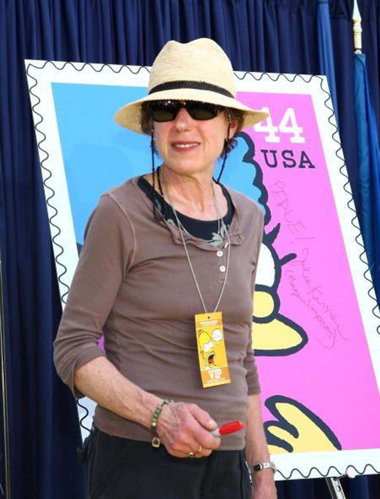 She Is Famously Reclusive is listed (or ranked) 1 on the list The Voice Of Marge Simpson:Things You Didn't Know About Julie Kavner