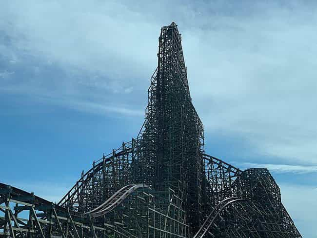 Steel Vengence is listed (or ranked) 2 on the list The Best Roller Coasters in the World