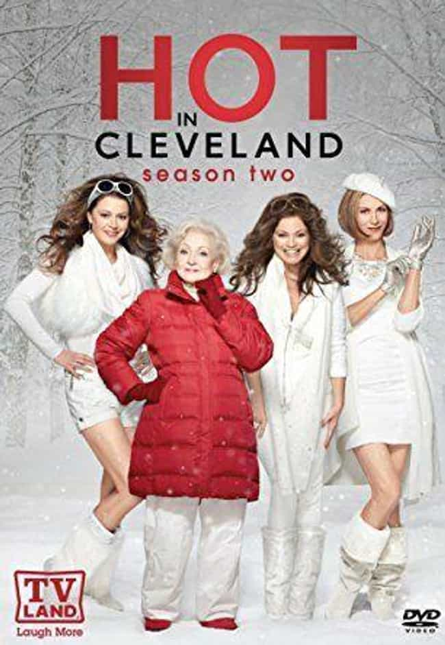 Hot In Cleveland Season 2 is listed (or ranked) 4 on the list The Best Seasons of Hot in Cleveland