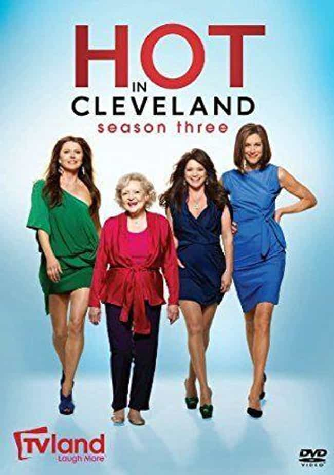 Hot In Cleveland Season 3 is listed (or ranked) 2 on the list The Best Seasons of Hot in Cleveland
