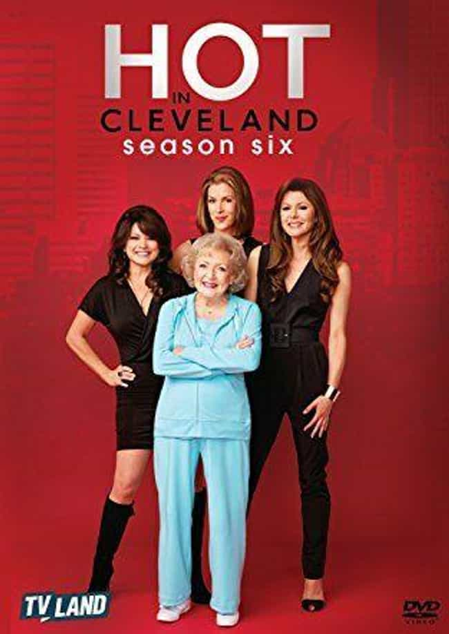 Hot In Cleveland Season 6 is listed (or ranked) 3 on the list The Best Seasons of Hot in Cleveland