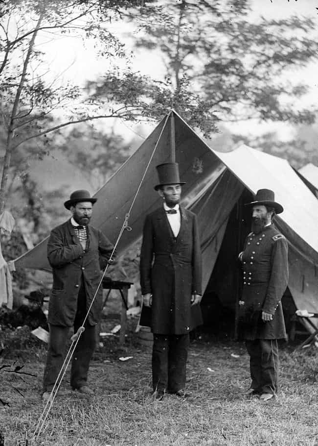 The Agency Foiled A Plot To As... is listed (or ranked) 1 on the list How The Pinkerton Agency Saved Abraham Lincoln And Laid The Foundation For The Modern FBI And CIA
