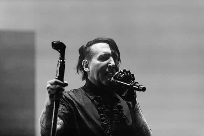 Marilyn Manson Bought A ... is listed (or ranked) 4 on the list The Craziest Celebrity Impulse Buys