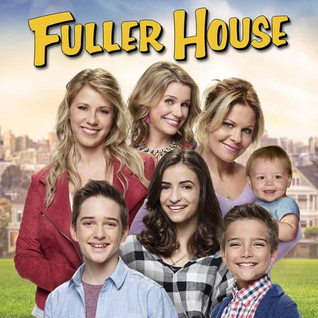 Fuller House - Season 1 is listed (or ranked) 2 on the list Ranking the Best Seasons of 'Fuller House'