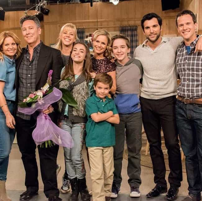 Fuller House - Season 3 is listed (or ranked) 3 on the list Ranking the Best Seasons of 'Fuller House'