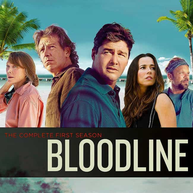 Bloodline - Season 1 is listed (or ranked) 1 on the list Ranking the Best Seasons of 'Bloodline'