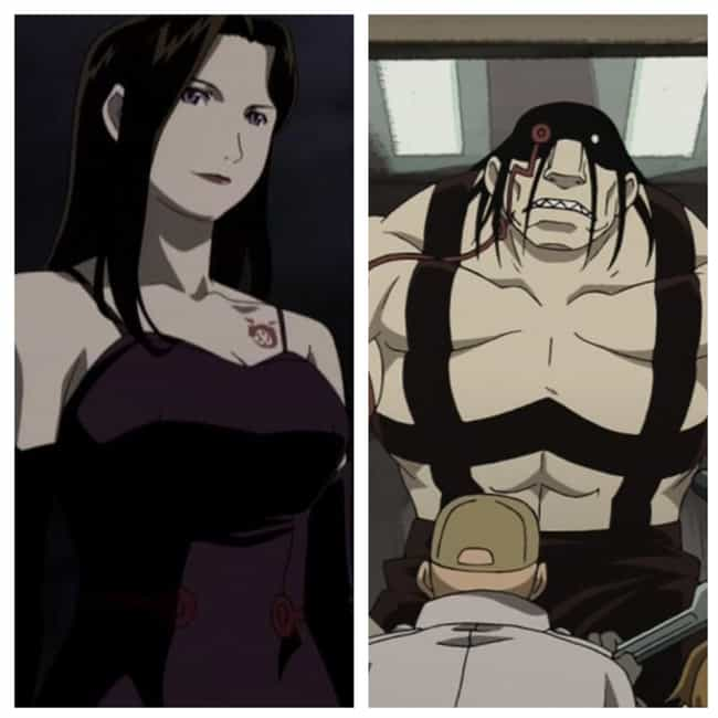 The Homunculi Have Diffe... is listed (or ranked) 5 on the list The Biggest Differences Between The Two Fullmetal Alchemist Anime
