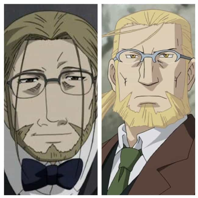 Hohenheim Has A More Sig... is listed (or ranked) 6 on the list The Biggest Differences Between The Two Fullmetal Alchemist Anime