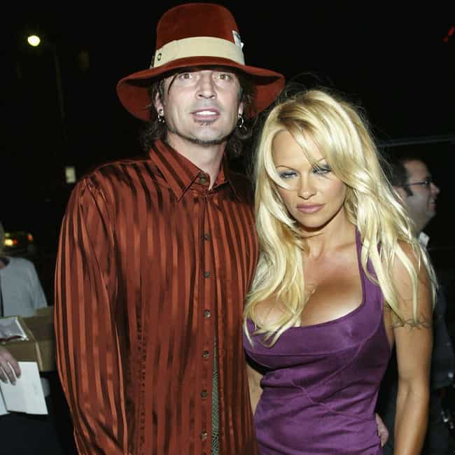Months After Their Wedding, Th... is listed (or ranked) 2 on the list Inside Pamela Anderson And Tommy Lee's Complicated Relationship