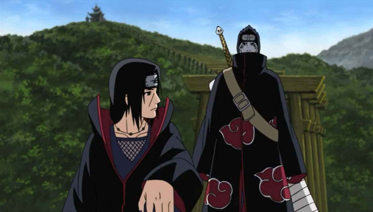 Each Akatsuki Member Represent is listed (or ranked) 1 on the list The 12 Craziest 'Naruto' Fan Theories