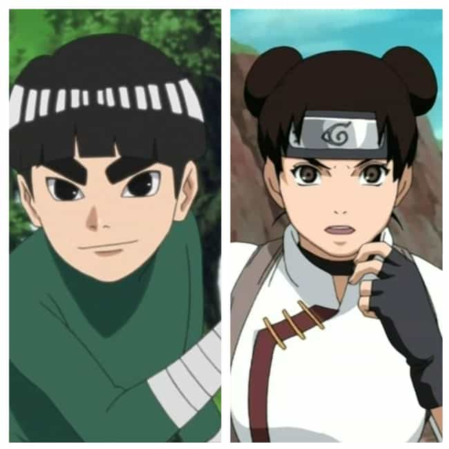 Tenten Is Metal Lee's Moth... is listed (or ranked) 2 on the list The 12 Craziest 'Naruto' Fan Theories