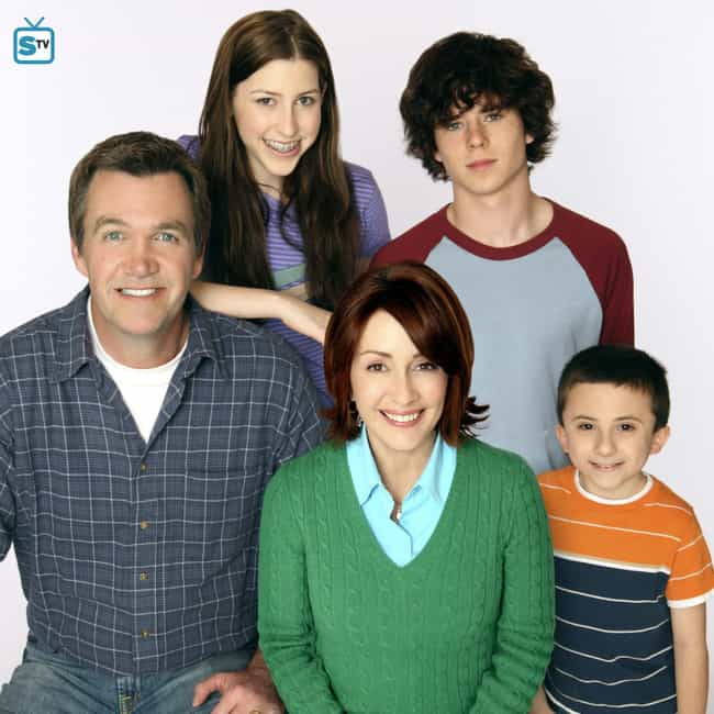 The Middle - Season 1 is listed (or ranked) 4 on the list Ranking the Best Seasons of 'The Middle'
