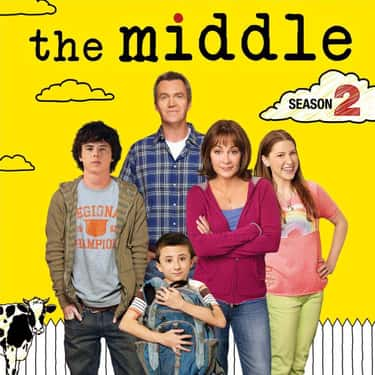 The Middle - Season 2 is listed (or ranked) 1 on the list Ranking the Best Seasons of 'The Middle'