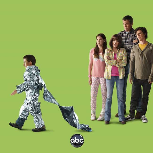 The Middle - Season 3 is listed (or ranked) 2 on the list Ranking the Best Seasons of 'The Middle'