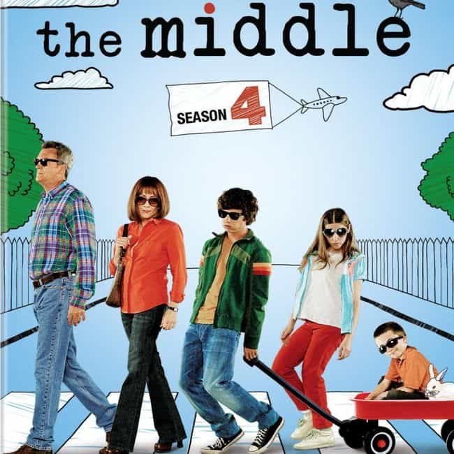 The Middle - Season 4 is listed (or ranked) 4 on the list Ranking the Best Seasons of 'The Middle'