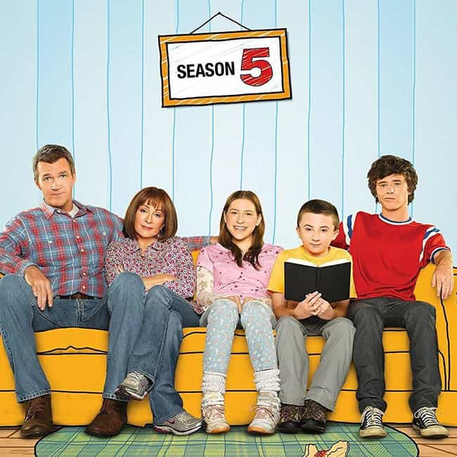 The Middle - Season 5 is listed (or ranked) 3 on the list Ranking the Best Seasons of 'The Middle'