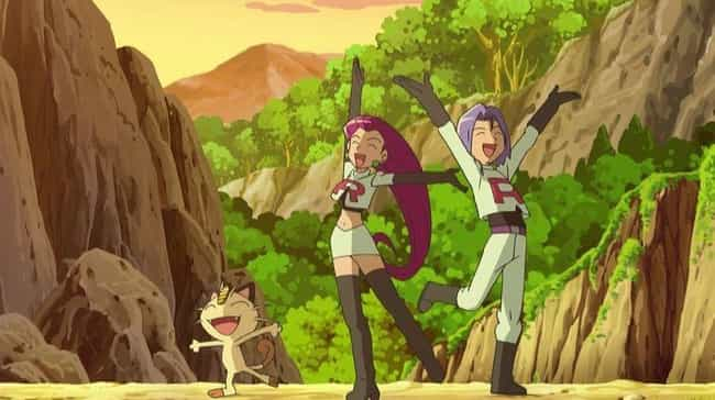 Team Rocket's Backstories ... is listed (or ranked) 3 on the list The 15 Greatest Anime Villain Backstories