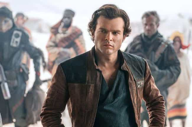 How Did He Get His Name? is listed (or ranked) 3 on the list Here's How Han's Origin Changed From The Old EU To 'Solo'
