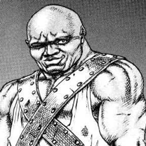 Daddy Donovan is listed (or ranked) 6 on the list List of All Berserk Characters, Best to Worst